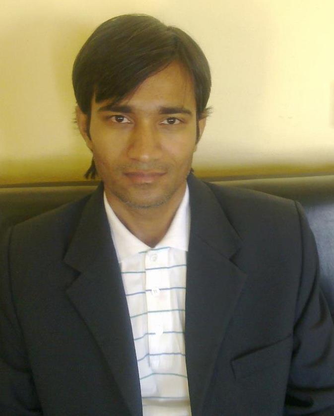 Dr. Gorakhnath Gangane, Professor, University of J