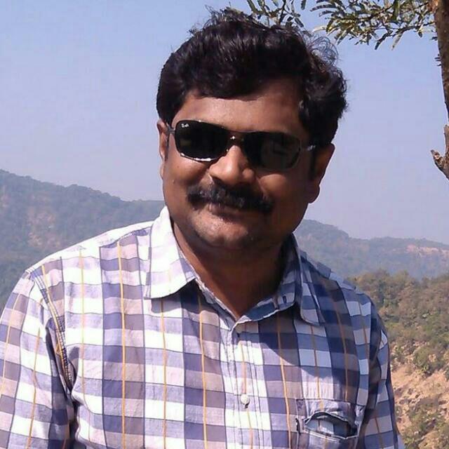 Prof. Dhanaji Arya, Yogeshwari College, BAMU Auran