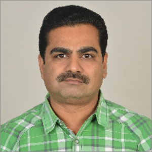 Dr Hitesh Raviya, Associate Professor, Dept. of En