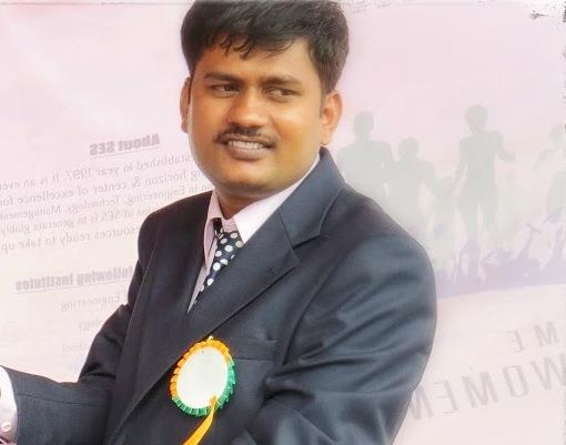 Ram Bhise, Assistant Professor, Saraswati College