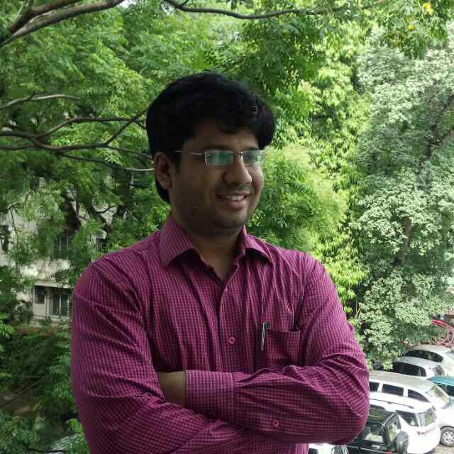 Dr Prashant Mothe, Assistant Professor, Adarsh Col