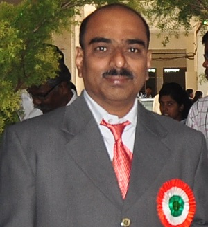 Prashant J. Patil <br/>Principal AES Pune's AES Co
