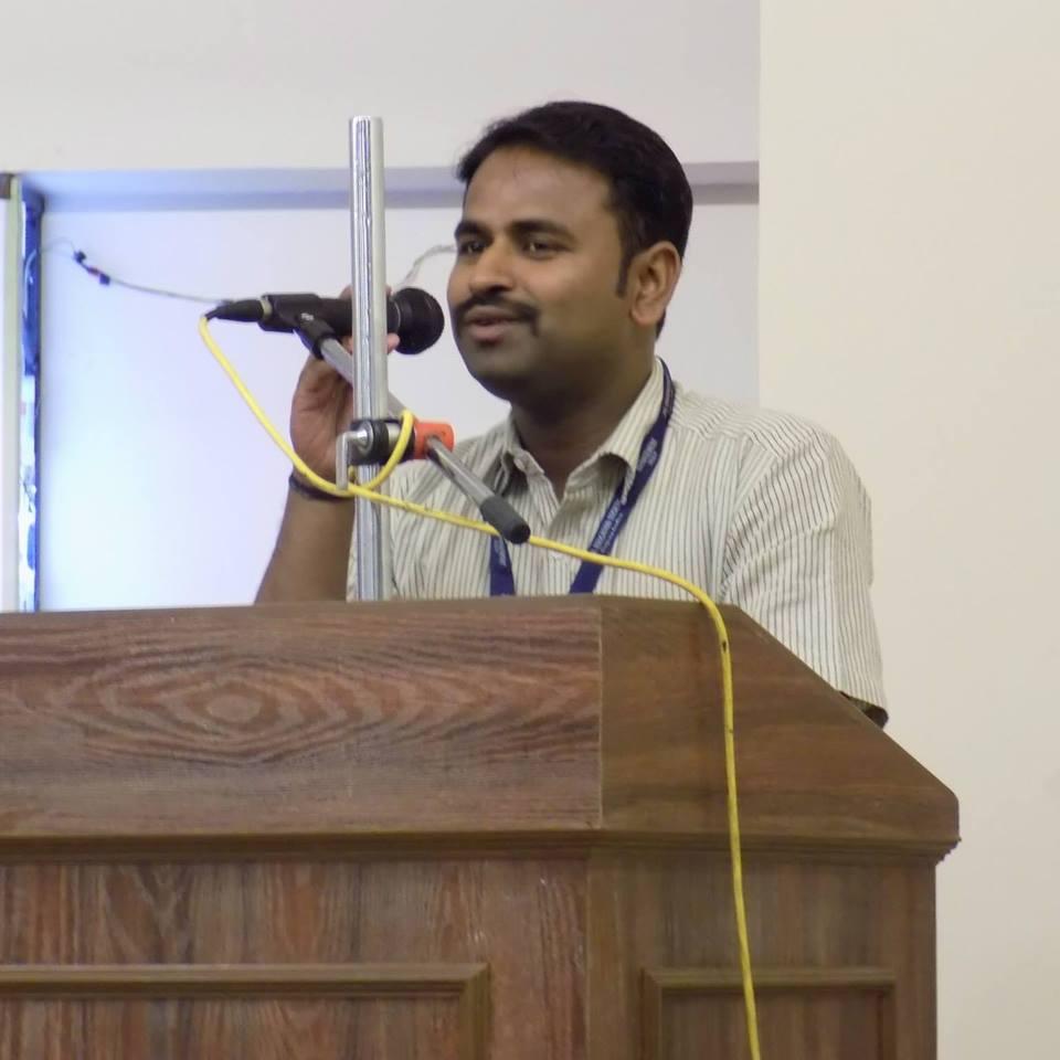 Dr Sachin Chavan <br/>Dnyanganaga College of Engg.