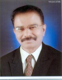 Dr. Vijay R. Thombare, Associate Professor in Civi