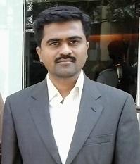 Dr. Sandip T. Gadge, Department of Chemistry, Inst