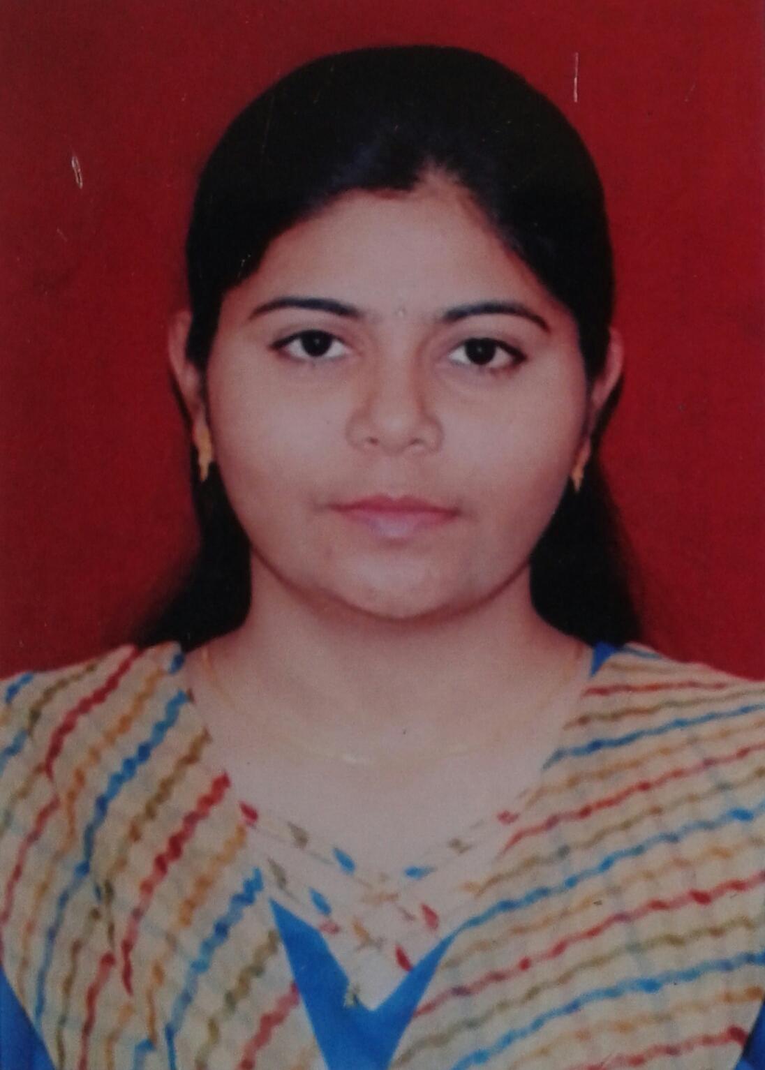 Jayashri Kharche, HoD (Electronics & Telecommunica