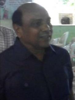 Dr. Sudhakar Tarachand Sali, Principal  Arts & Sci