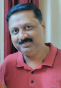 S. R. Patil, Assistant Professor, Sinhgad Academy